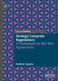 Cover Strategic Corporate Negotiations