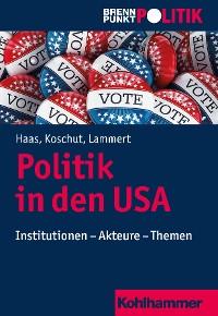 Cover Politik in den USA