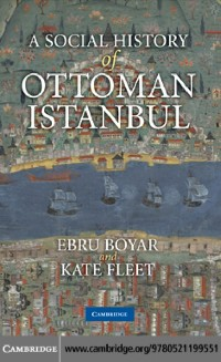 Cover Social History of Ottoman Istanbul