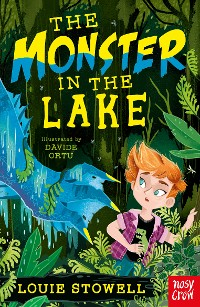 Cover The Monster in the Lake