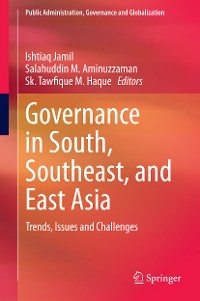 Cover Governance in South, Southeast, and East Asia