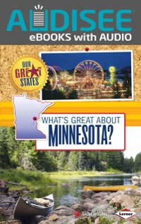 Cover What's Great about Minnesota?
