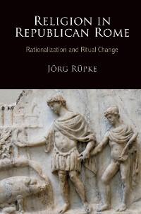 Cover Religion in Republican Rome