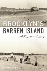 Cover Brooklyn's Barren Island