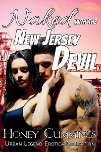 Cover Naked with the New Jersey Devil