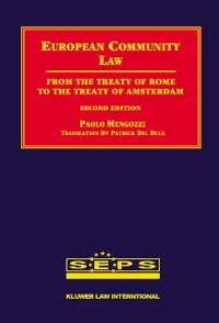 Cover European Community Law