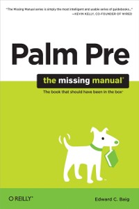 Cover Palm Pre: The Missing Manual