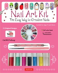 Cover Nail Art Ebook