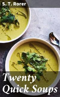 Cover Twenty Quick Soups