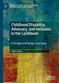 Cover Childhood Disability, Advocacy, and Inclusion in the Caribbean