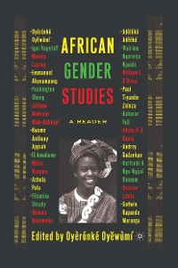 Cover African Gender Studies