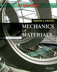 Cover Mechanics of Materials