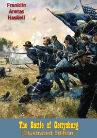 Cover Battle of Gettysburg [Illustrated Edition]