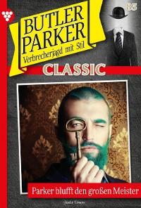 Cover Butler Parker Classic 85 – Kriminalroman