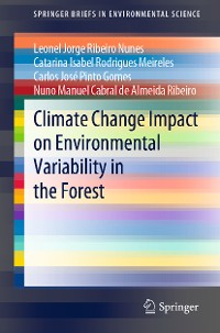 Cover Climate Change Impact on Environmental Variability in the Forest
