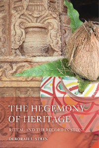 Cover The Hegemony of Heritage