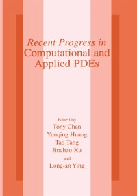 Cover Recent Progress in Computational and Applied PDES