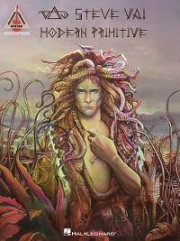 Cover Steve Vai--Modern Primitive Songbook