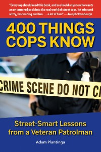 Cover 400 Things Cops Know