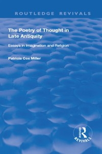 Cover hThe Poetry of Thought in Late Antiquity
