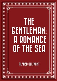 Cover Gentleman: A Romance of the Sea