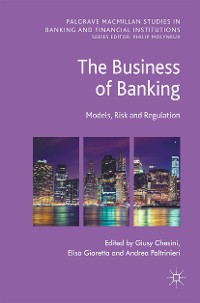 Cover The Business of Banking