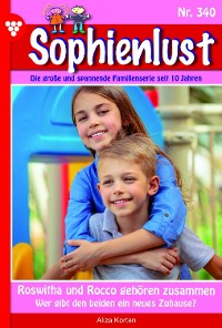Cover Sophienlust 340 – Familienroman