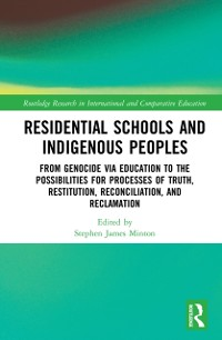 Cover Residential Schools and Indigenous Peoples