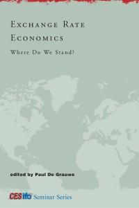 Cover Exchange Rate Economics