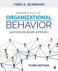 Cover Essentials of Organizational Behavior