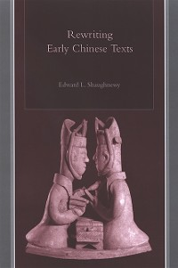 Cover Rewriting Early Chinese Texts