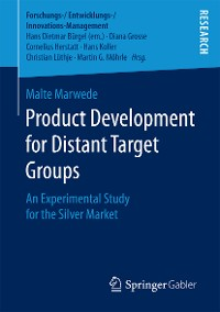 Cover Product Development for Distant Target Groups