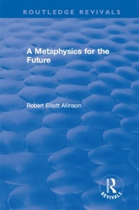 Cover Metaphysics for the Future