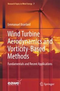 Cover Wind Turbine Aerodynamics and Vorticity-Based Methods