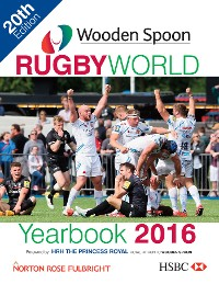 Cover Rugby World Yearbook 2016