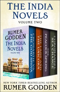 Cover India Novels Volume Two