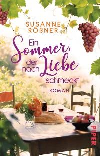 Cover Ein Sommer, der nach Liebe schmeckt