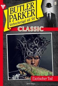 Cover Butler Parker Classic 5 – Kriminalroman