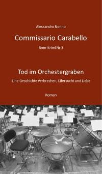 Cover Commissario Carabello