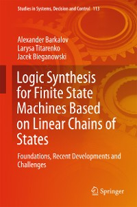 Cover Logic Synthesis for Finite State Machines Based on Linear Chains of States