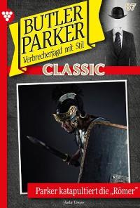 Cover Butler Parker Classic 87 – Kriminalroman