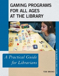 Cover Gaming Programs for All Ages at the Library