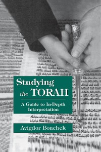 Cover Studying the Torah