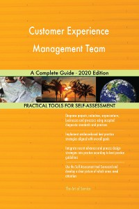 Cover Customer Experience Management Team A Complete Guide - 2020 Edition