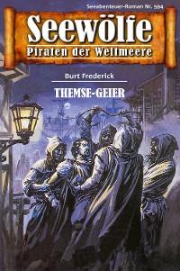 Cover Seewölfe - Piraten der Weltmeere 594