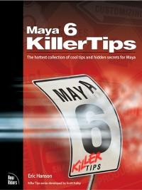 Cover Maya 6 Killer Tips