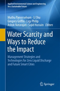 Cover Water Scarcity and Ways to Reduce the Impact