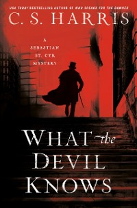 Cover What the Devil Knows
