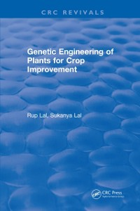 Cover Genetic Engineering of Plants for Crop Improvement