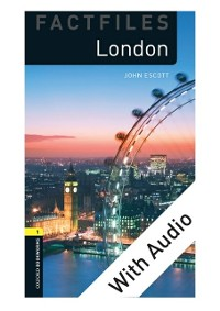 Cover London - With Audio Level 1 Factfiles Oxford Bookworms Library